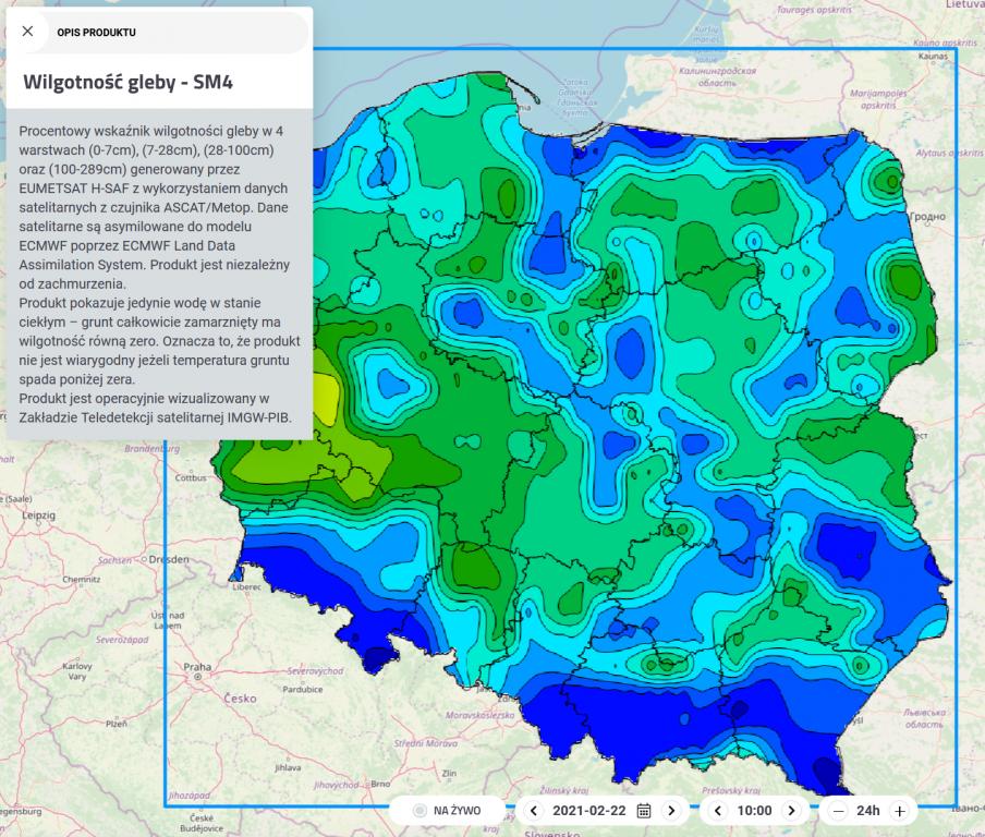 Dane satelitarne dla każdego - konferencja Sat4Envi